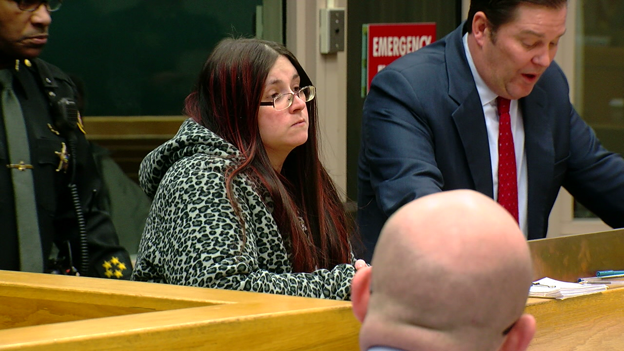 The parents of a 2-year-old child appeared in court Saturday morning for killing him. (WKRC)
