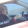 Distracted driving distracts from important message in political ad
