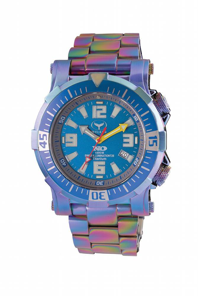 Wyland Sports Dive Watch (Courtesy:Wyland)