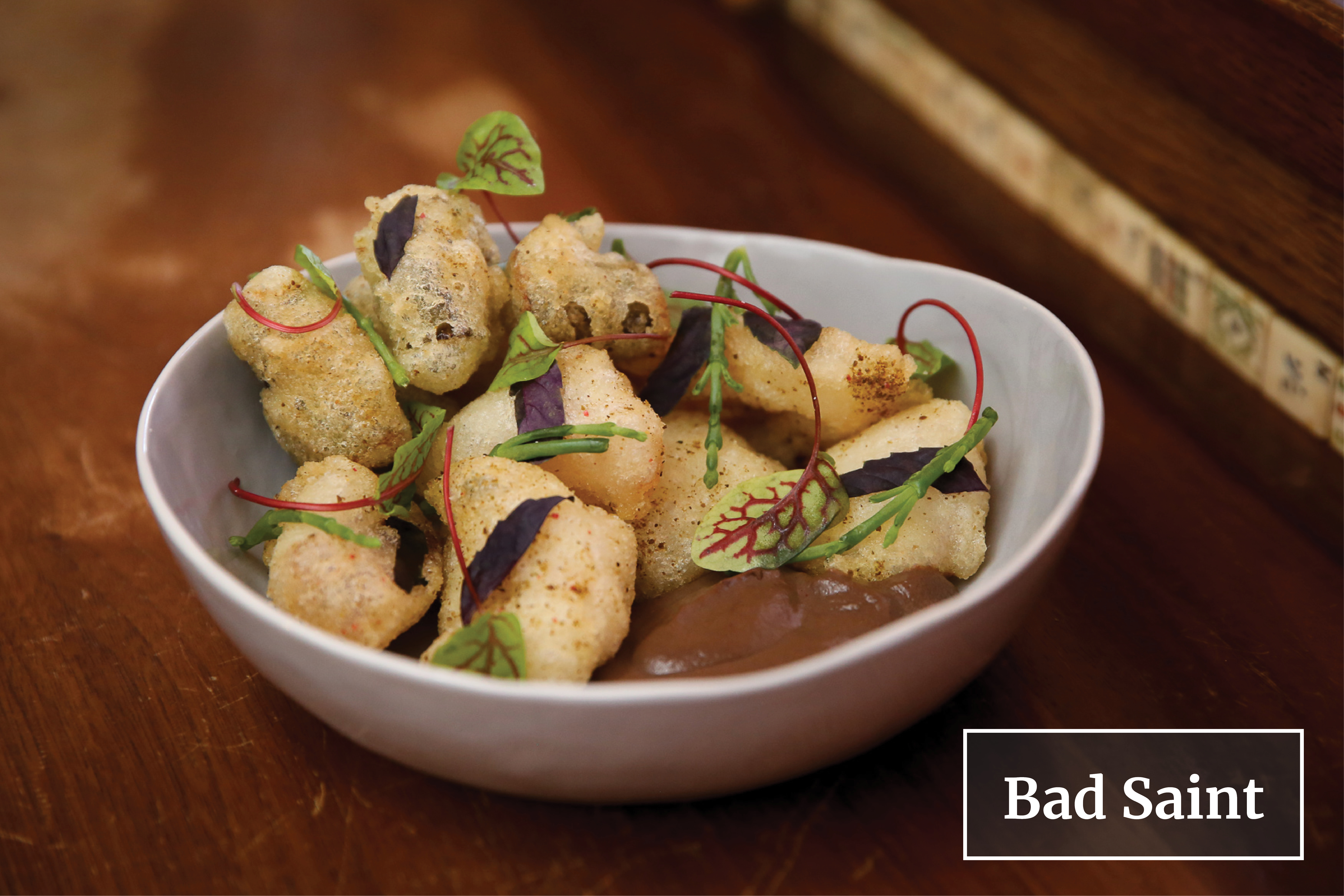 Tom Cunanan of Bad Saint is a semifinalist for Best Chef: Mid-Atlantic.  (Image: Amanda Andrade-Rhoades/ DC Refined)