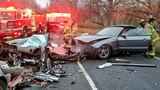 3 critically injured in wrong way crash on Rock Creek Parkway