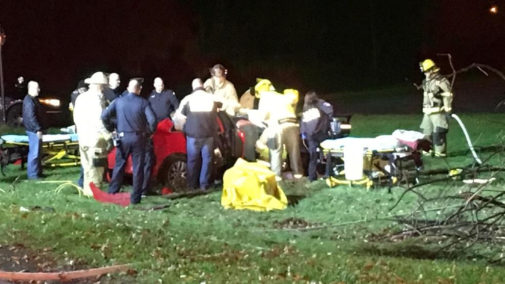 Car Crash In Parma Ny