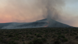 Hollywood Fire southeast of Pyramid Lake reaches 5,500 acres