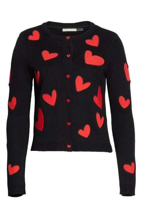 Happy Valentine's Day! For those of you who love to celebrate the holiday of ~looooove~ you gotta dress the part! Here are some fun and festive outfit options for ya, ladies. (Image courtesy of Nordstrom).