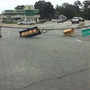 Traffic light at major Florence intersection comes crashing down
