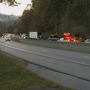 Truck crash snarls traffic on I-40 near Clyde