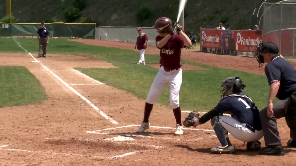 5.13.17 Highlights - Madonna vs Wheeling Central - sectional baseball elimination game