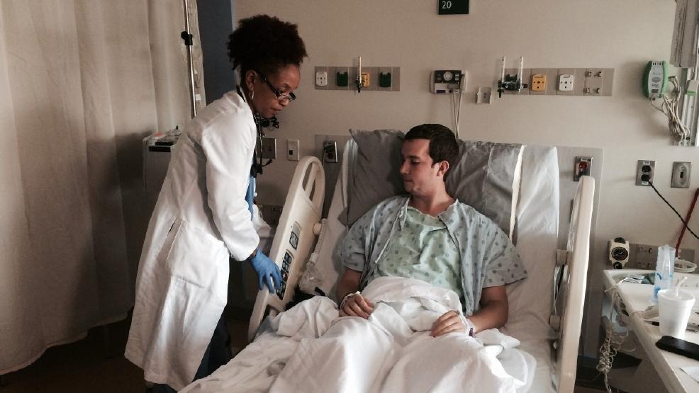 Stranger donating kidney to save Oakland man's life