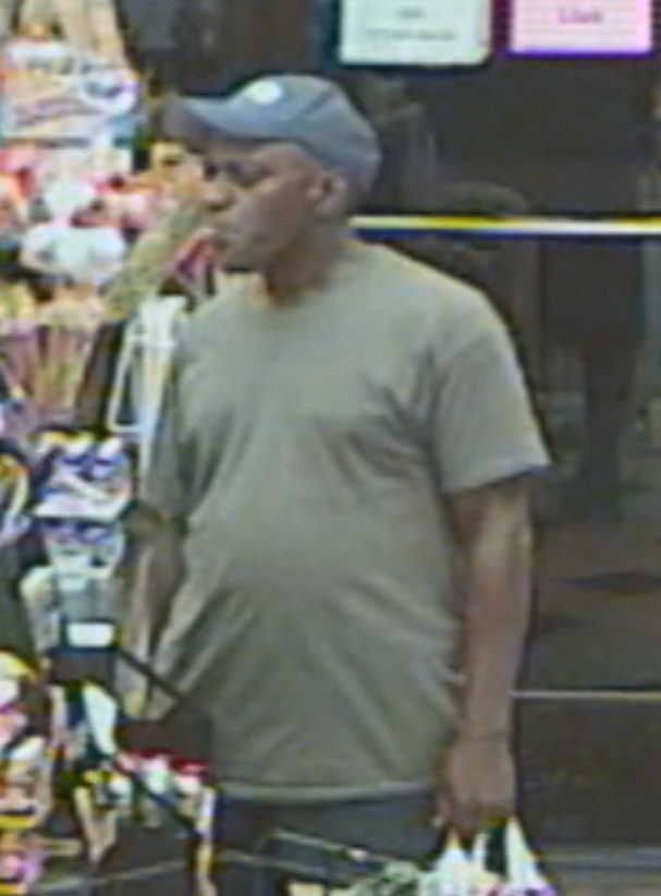 Police are looking for a suspect in a series of armed robberies between August and September of 2017. (LVMPD)