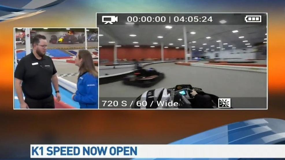 K1 Speed opens first Oregon location | KATU