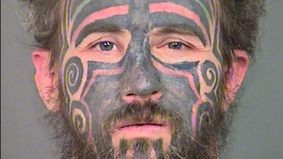 IN COURT Face,tattooed man convicted in rape case could be