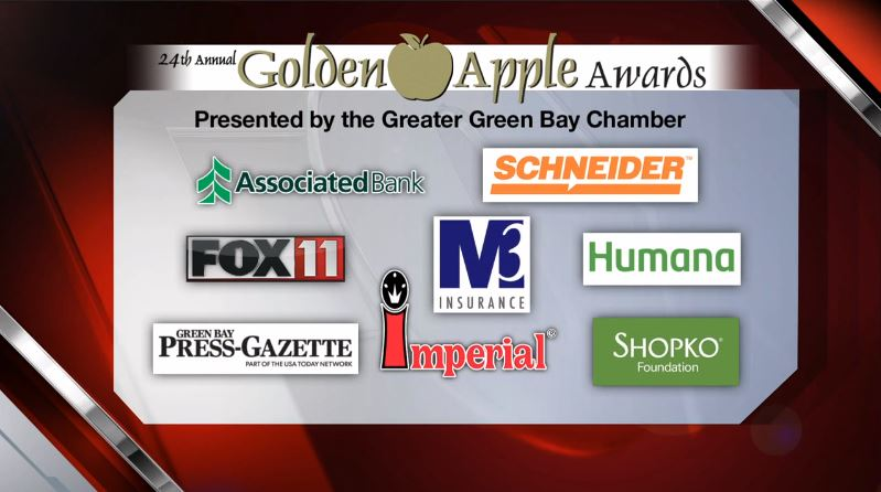 24th annual Golden Apple Awards sponsors