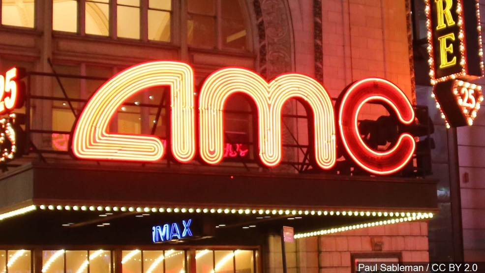 Amc Theatres Unveils 20 A Month Rival To Moviepass Wjla