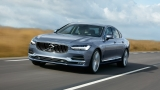 2017 Volvo S90 comes with animal detection and its own version of autopilot