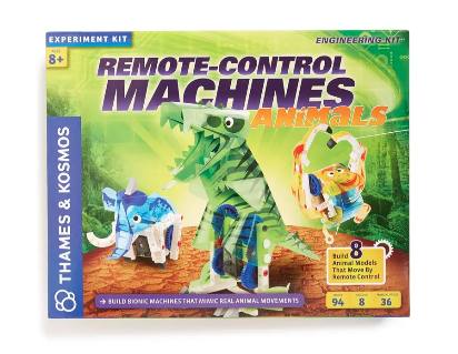 "<p><a  href=""https://www.nordstrom.com/s/thames-kosmos-remote-control-machines-animals-kit/4159307?origin=keywordsearch-personalizedsort&breadcrumb=Home%2FAll%20Results&color=999"" target=""_blank"" title=""https://www.nordstrom.com/s/thames-kosmos-remote-control-machines-animals-kit/4159307?origin=keywordsearch-personalizedsort&breadcrumb=Home%2FAll%20Results&color=999"">Remote Control Machines Animal Kit</a>{&nbsp;}($39.99) You can easily buy remote control animals, but why buy a completed one when the fun can begin with building! Designed for ages 8+ this set comes with a full guide that walks kids through each step in bringing their animal machines to life.{&nbsp;}(Image: Nordstrom)</p>"
