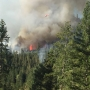 Cleveland Ridge Fire triggers evacuation notices in Oregon