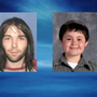 Ohio boy missing after triple murder found, suspect still at large
