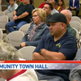 Child custody, marijuana discussed at town hall