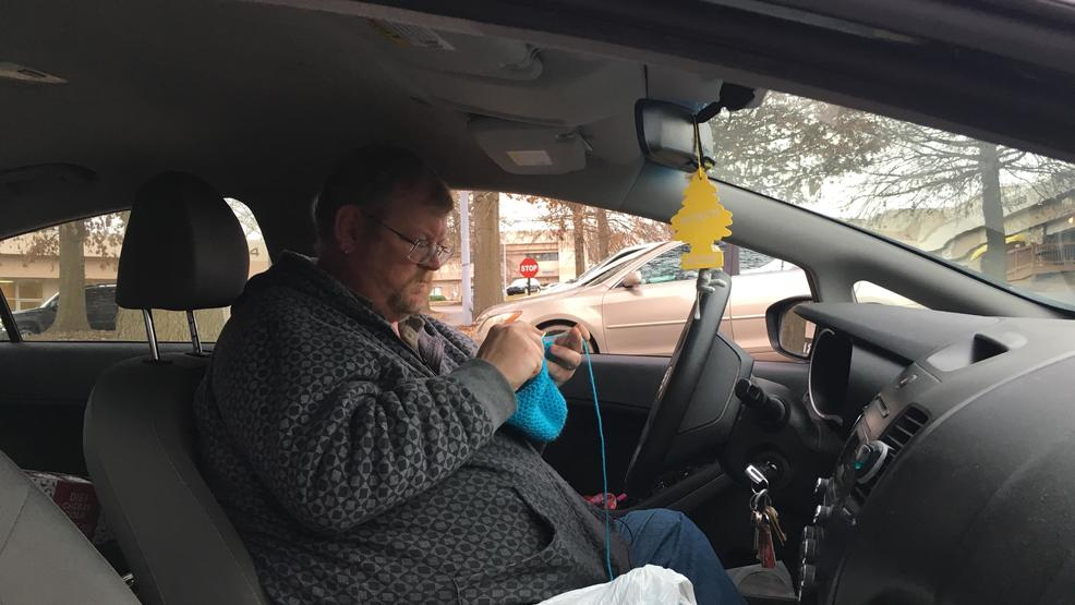 Person of the Week: The Asheville man who crochets hats for homeless