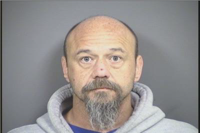 Eric Henegar is charged with driving on a revoked license, having forged or altered tags, possessing marijuana with intent to distribute, and possessing meth with the intent to distribute (Botetourt County Sheriff's Office){&amp;nbsp;}<p></p>