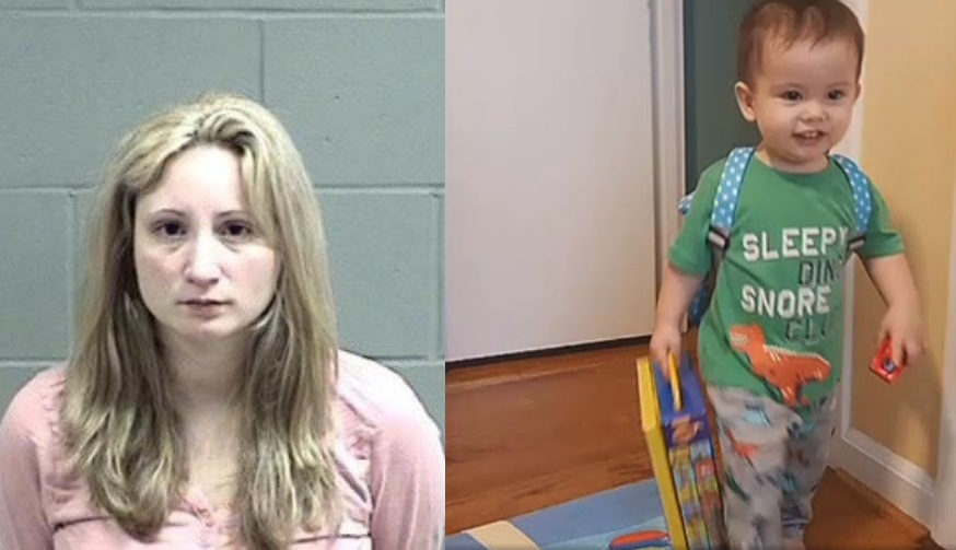 Stepmother charged in Danville toddler's death (Photo: Oneida County Sheriff's Department/WAOW)