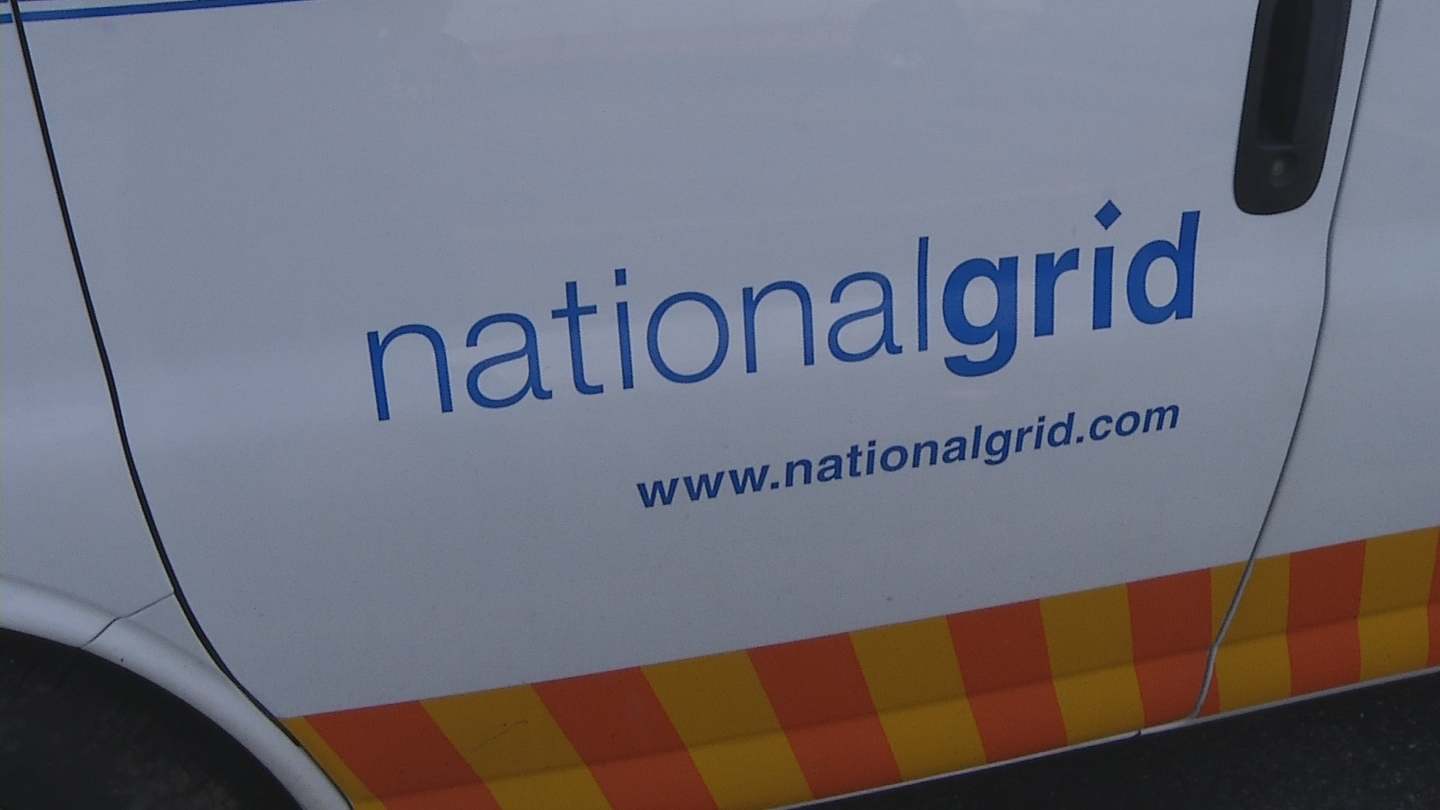 National Grid said the scammer was likely after Schoenberg's billing information, such as a checking account or credit card number. (WJAR)