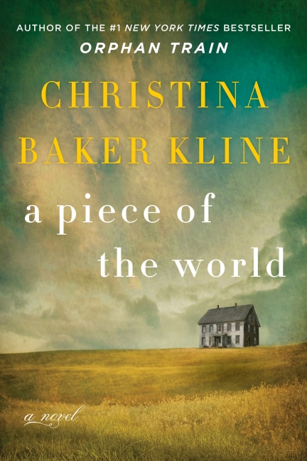 """Piece of the World"" by Christina Kline (Image: University Book Store / Harper)"