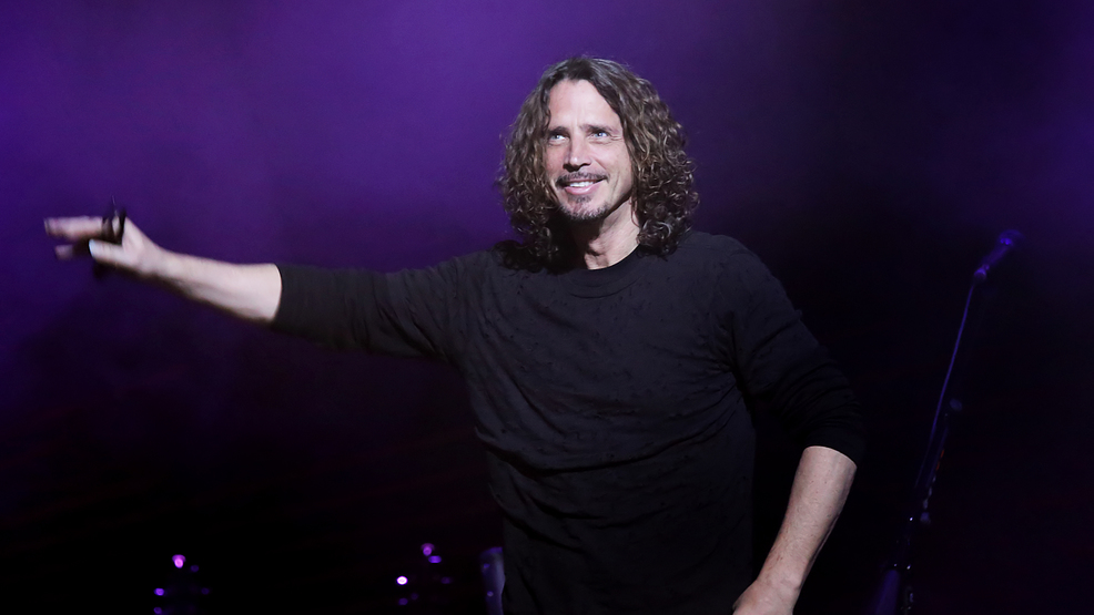 Rep. says rocker Chris Cornell dead at age 52