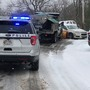 Snowy roads cause minor issues in Charleston