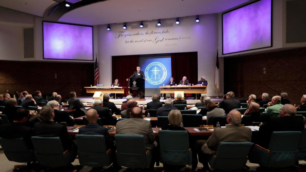 Southern Baptists see 12th year of declining membership | WTVC