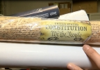 One of the most bizarre items found in Lost and Found at Reagan National is a copy of the U.S. Constitution (ABC7).PNG