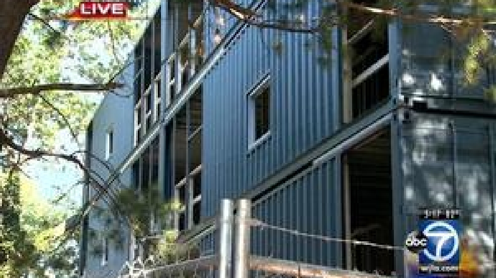 Shipping containers used as D.C. apartment building cause backlash ...