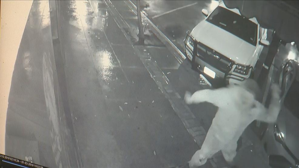 Rock Camera Surveillance : Police searching for san marcos vandalism suspect keye