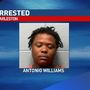 Antonio Williams in custody after early morning shots fired