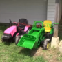 Community helps twins whose toy tractors were stolen