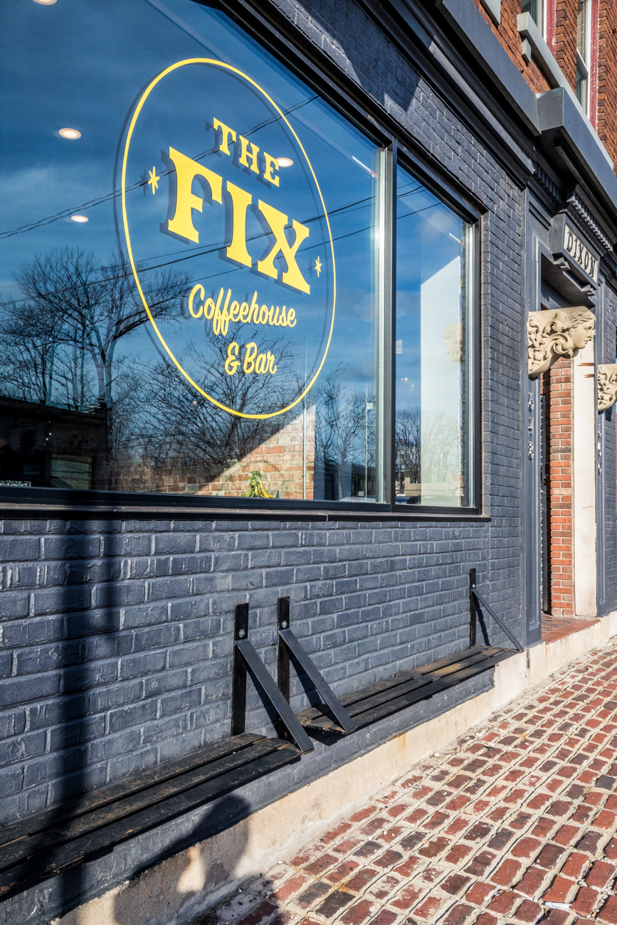The Fix Coffeehouse & Bar in East Walnut Hills serves locally roasted direct trade coffee, craft beer, handmade cocktails, and food made from scratch. The cozy café features indoor seating as well as spacious outdoor dining in their beer garden. ADDRESS: 648 E. McMillan Street (45206) / Image: Catherine Viox // Published: 7.18.20