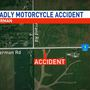 Sherman man dies in motorcycle crash