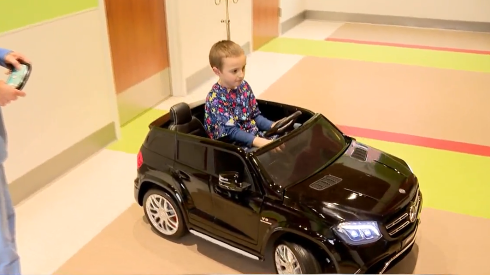 Moms First Kids Can Drive Toy Cars Into Operating Room At Beacon