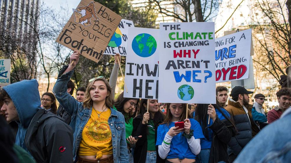 Portland Public Schools issues policy for students participating in Global Climate Strike