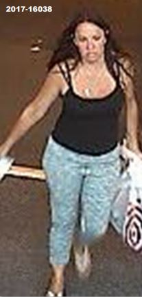 The Port St. Lucie Police Department is asking for the public's help in identifying a woman accused of auto burglary and credit card fraud. (PSLPD)