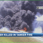 Mobile oil tanker explosion alarms businesses off I-10