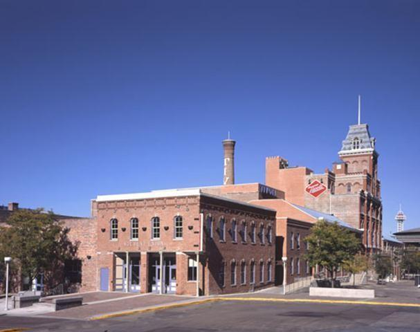 Housed in the historic building that was originally the Tivoli Brewing Company, the Tivoli Union is located in the Auraria neighborhood of Denver.