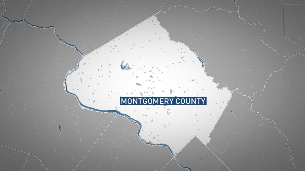 Montgomery County map graphic ABC7 file photo