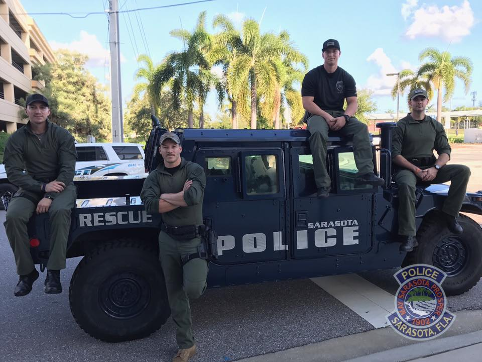 Photo: Sarasota Police Department