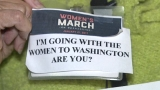 Savannah women, men participate in Women's March on Washington
