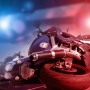 Suspect arrested after hit and run involving motorcyclist