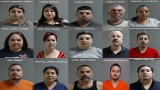 15 arrested in illegal gambling operation raid, HCSO says