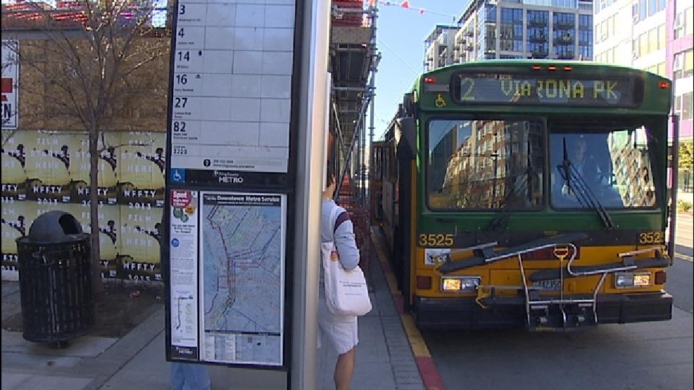 65 Metro Bus Routes Face Elimination Next Year Komo