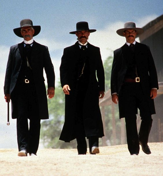 Morgan Earp, 'Tombstone, (1993)
