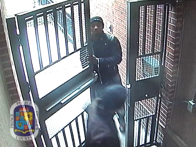 Investigators say the shooting happened at an apartment building on March 26 and two other suspects remain at large. Anyone with information on the other suspects' identities are asked to call the Homicide Unit at 301-772-4925 or Crime Solvers at 1-866-411-TIPS (8477). (Photo courtesy Prince George's County Police)